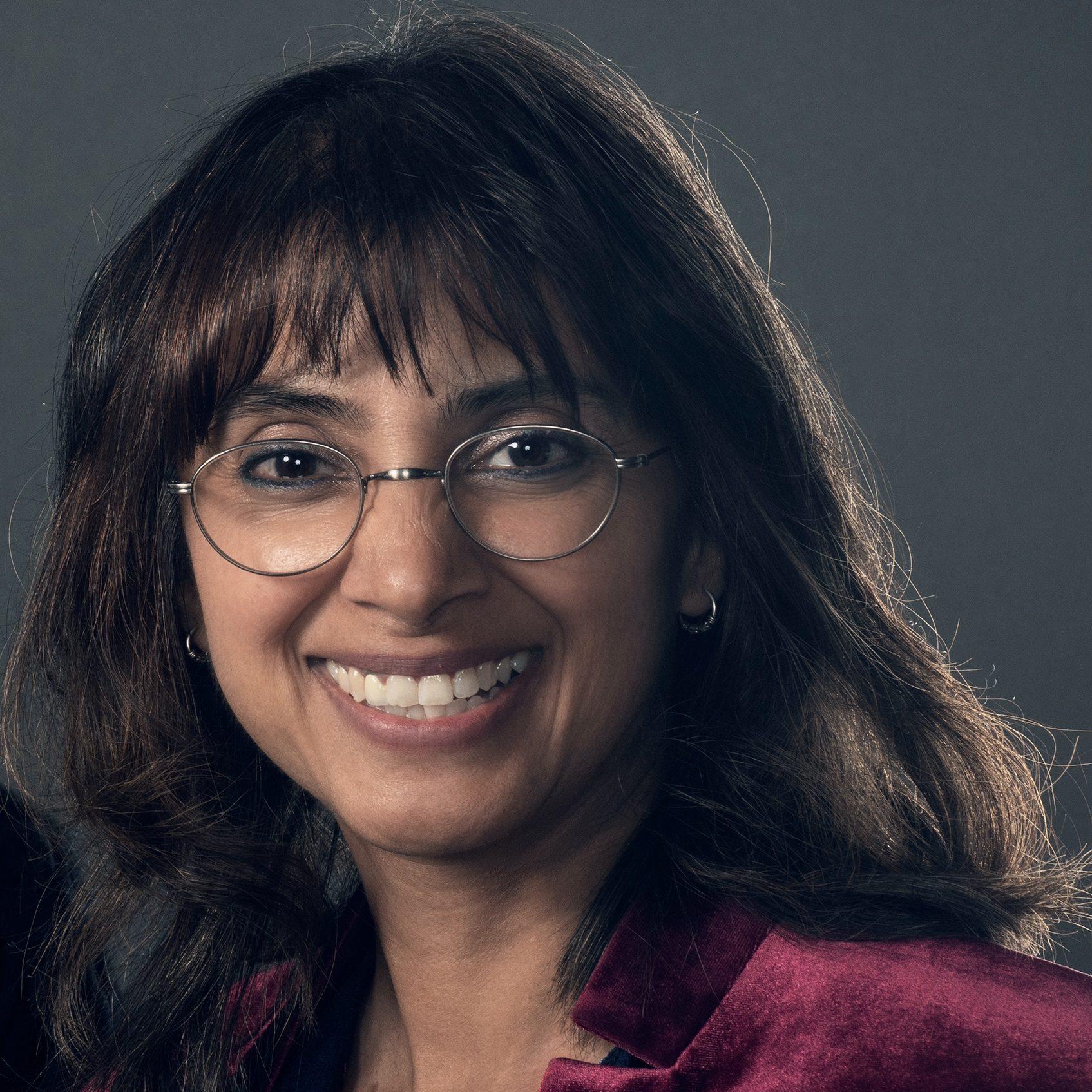 Photo of Shreela Chakrabartty (she/her)