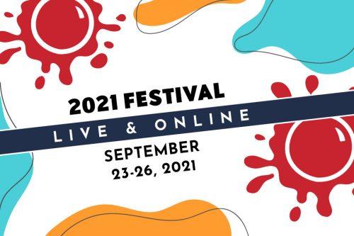 2021 Festival Live & Online